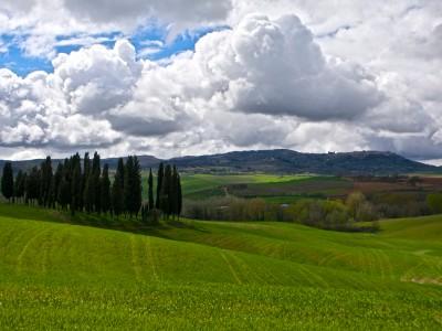 Paesaggi in Toscana